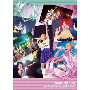 Love Collection Tour 〜pink & mint〜【DVD】/西野カナ[DVD]【...
