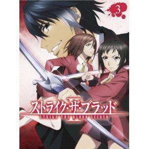 ストライク・ザ・ブラッド II OVA Vol.3<初回仕様版>/アニメーション[Blu-ray]【返品種別A】|joshin-cddvd