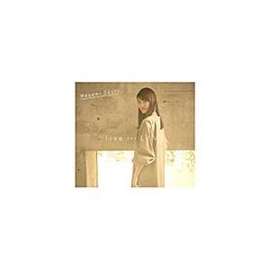 live for LIVE<CD+Blu-ray盤>/早見沙織[CD+Blu-ray]【返品種別A】