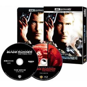 [枚数限定][限定版]ブレードランナー ファイナル・カット<4K ULTRA HD&ブルーレイセット>/ハリソン・フォード[Blu-ray]【返品種別A】|joshin-cddvd