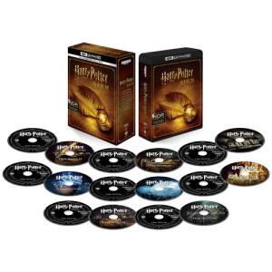 ハリー・ポッター 8フィルムコレクション<4K ULTRA HD&ブルーレイセット>/ダニエル・ラドクリフ[Blu-ray]【返品種別A】|joshin-cddvd