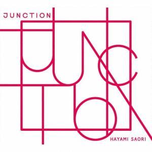 JUNCTION(CD+Blu-ray盤)/早見沙織[CD+Blu-ray]【返品種別A】|joshin-cddvd
