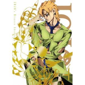 [枚数限定][限定版]ジョジョの奇妙な冒険 黄金の風 Vol.4<初回仕様版>/アニメーション[DVD]【返品種別A】|joshin-cddvd