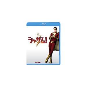 シャザム! ブルーレイ&DVDセット(2枚組)/ザッカリー・リーヴァイ[Blu-ray]【返品種別A】