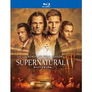 SUPERNATURAL XV<ファイナル・シーズン>ブルーレイ コンプリート・ボックス/ジャレッド・パダレッキ[Blu-ray]【返品種別A】|Joshin web CDDVD PayPayモール店
