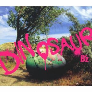 [枚数限定][限定盤]DINOSAUR(初回限定盤/CD+DVD)/B'z[CD+DVD]【返品種別A】|joshin-cddvd