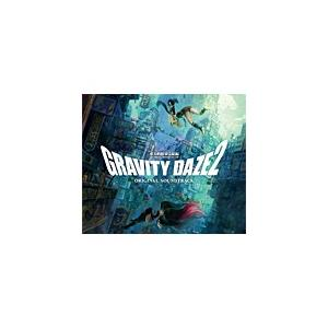 GRAVITY DAZE 2 オリジナルサウンドトラック/田中公平[CD]【返品種別A】|joshin-cddvd