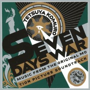 SEVEN DAYS WAR/小室哲哉[Blu-specCD2]【返品種別A】
