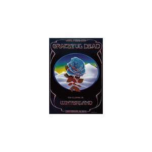 [枚数限定][限定版]クロージング・オブ・ウィンターランド/グレイトフル・デッド[DVD]【返品種別...