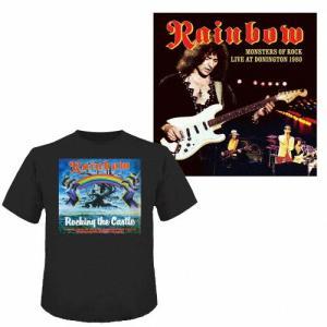 [枚数限定][限定盤]モンスターズ・オブ・ロック〜ライヴ・アット・ドニントン 1980(5000セット完全限定生産)/レインボー[CD+DVD]【返品種別A】|joshin-cddvd