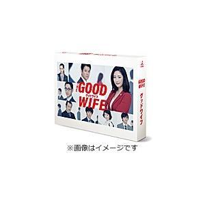 [先着特典付]グッドワイフ DVD-BOX/常盤貴子[DVD]【返品種別A】|joshin-cddvd