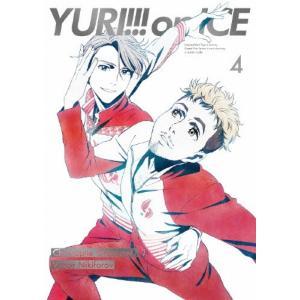 ユーリ!!! on ICE 4 DVD/アニメーション[DVD]【返品種別A】|joshin-cddvd