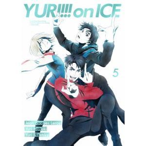 ユーリ!!! on ICE 5 DVD/アニメーション[DVD]【返品種別A】|joshin-cddvd