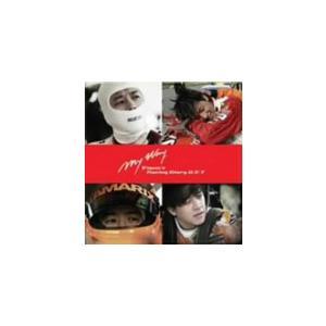 リュ・シウォンのレーシングダイアリー公式OST(通常版)/リュ・シウォン[CD]【返品種別A】 joshin-cddvd