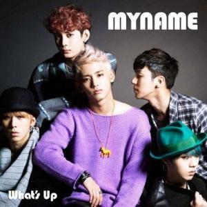 What's Up(Type-A)/MYNAME[CD+DVD]通常盤【返品種別A】 joshin-cddvd