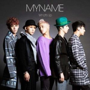 What's Up(Type-B)/MYNAME[CD+DVD]通常盤【返品種別A】 joshin-cddvd