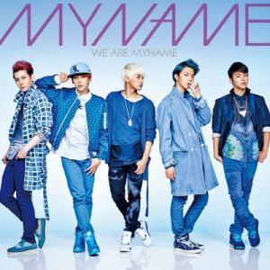 WE ARE MYNAME/MYNAME[CD]通常盤【返品種別A】 joshin-cddvd