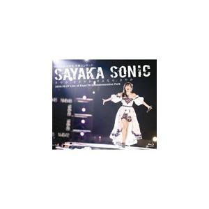 [先着特典付]NMB48 山本彩 卒業コンサート「SAYAKA SONIC 〜さやか、ささやか、さよなら、さやか〜」【Blu-ray2枚組】/NMB48[Blu-ray]【返品種別A】