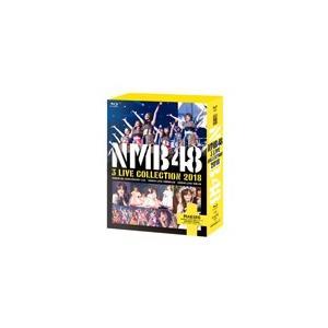 [先着特典付]NMB48 3 LIVE COLLECTION 2018【BD4枚組】/NMB48[Blu-ray]【返品種別A】|joshin-cddvd