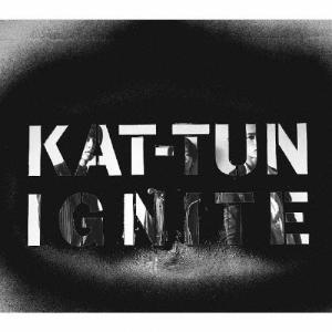 [枚数限定][限定盤]IGNITE(初回限定盤2)/KAT-TUN[CD+DVD]【返品種別A】|joshin-cddvd