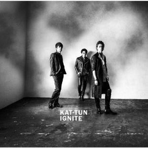 IGNITE(通常盤)/KAT-TUN[CD]【返品種別A】|joshin-cddvd