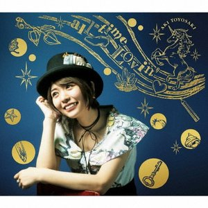 [枚数限定][限定盤]all time Lovin'(初回生産限定盤)/豊崎愛生[CD+DVD]【返品種別A】|joshin-cddvd