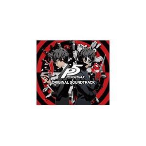 『ペルソナ5』オリジナル・サウンドトラック/ゲーム・ミュージ...
