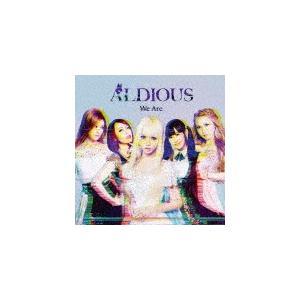 we are(通常盤)/Aldious[CD]【返品種別A】 joshin-cddvd