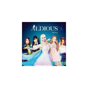 [枚数限定][限定盤]we are(限定盤)/Aldious[CD+DVD]【返品種別A】|joshin-cddvd