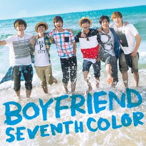 SEVENTH COLOR/BOYFRIEND[CD]通常盤【返品種別A】|joshin-cddvd