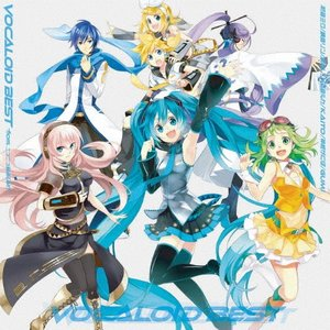 VOCALOID BEST from ニコニコ動画(あお)/初音ミク,鏡音リン,鏡音レン,巡音ルカ,...