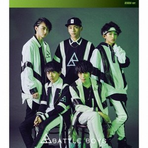 ebidence(SENDAI Ver.)/BATTLE BOYS[CD]【返品種別A】