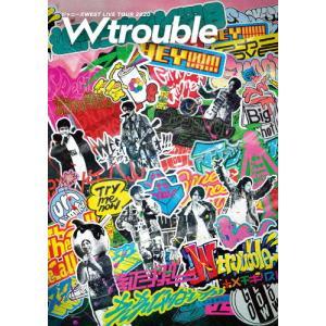 ジャニーズWEST LIVE TOUR 2020 W trouble(通常盤)【DVD】/ジャニーズWEST[DVD]【返品種別A】の画像