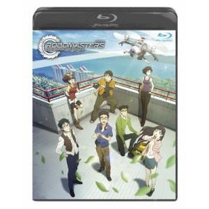 ロボマスターズ Blu-ray/アニメーション[Blu-ray]【返品種別A】
