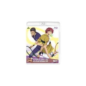 [枚数限定][限定版]新テニスの王子様 OVA vs Genius10 Vol.4/アニメーション[Blu-ray]【返品種別A】|joshin-cddvd