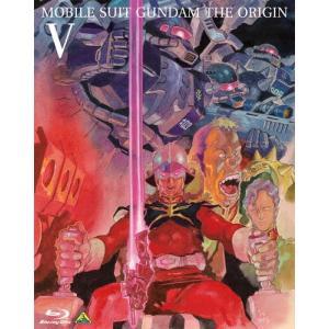 [先着特典付]機動戦士ガンダム THE ORIGIN V【Blu-ray】/アニメーション[Blu-ray]【返品種別A】 joshin-cddvd