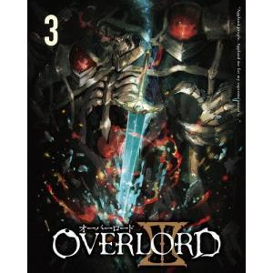 [初回仕様]オーバーロードIII 3【Blu-ray】/アニメーション[Blu-ray]【返品種別A】