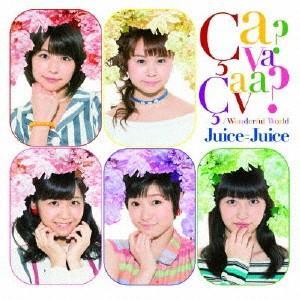 [枚数限定][限定盤]Wonderful World/Ca va ? Ca va ?(サヴァ サヴァ)(初回生産限定盤D)/Juice=Juice[CD+DVD]【返品種別A】|joshin-cddvd