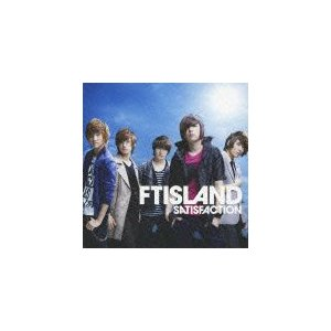 SATISFACTION/FTISLAND[CD]通常盤【返品種別A】|joshin-cddvd