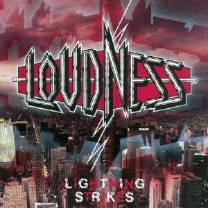 LIGHTNING STRIKES/LOUDNESS[CD]【返品種別A】|joshin-cddvd