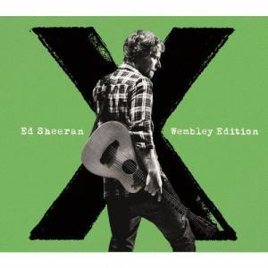 X(マルティプライ)ウェンブリー・エディション/エド・シーラン[CD+DVD]【返品種別A】|joshin-cddvd