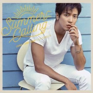 [枚数限定][限定盤]Summer Calling(初回限定盤)/ジョン・ヨンファ(from CNBLUE)[CD+DVD]【返品種別A】の画像