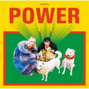 POWER/chelmico[CD]【返品種別A】
