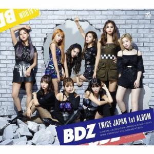 [枚数限定][限定盤]BDZ(初回限定盤B)/TWICE[CD+DVD]【返品種別A】
