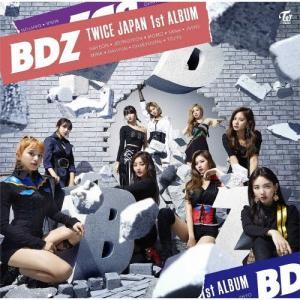 BDZ/TWICE[CD]通常盤【返品種別A】の画像