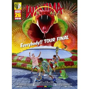 Everybody!! TOUR FINAL【DVD】/WANIMA[DVD]【返品種別A】|joshin-cddvd