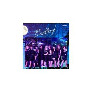 Breakthrough【通常盤】/TWICE[CD]【返品種別A】|joshin-cddvd
