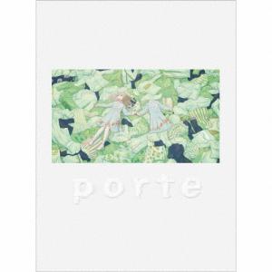 [枚数限定][限定盤]porte(初回限定盤)/須田景凪[CD+DVD]【返品種別A】