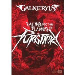 FALLING INTO THE FLAMES OF PURGATORY/GALNERYUS[DVD...