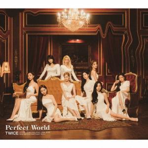 [枚数限定][限定盤]Perfect World(初回限定盤A)/TWICE[CD+DVD]【返品種別A】の画像